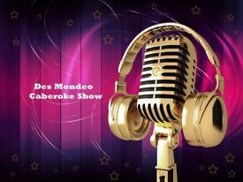 karaoke presenter/tribute
