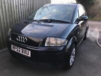 Audi A2 1.4 TDi Sport - Loaded with factory options - 1 Previous Owner
