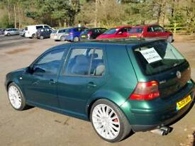 VW Golf GTi 1.8T 240 bhp AGU engine