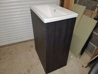 Vanity Unit with Basin for Bathroom 600mm