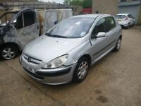 PEUGEOT 307 - RJ51JHK - DIRECT FROM INS CO