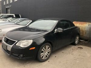 2007 Volkswagen Eos 2.0T, HEATED LEATHER