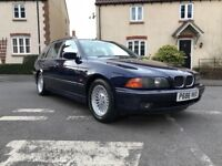 BMW 528i 2.8ltr Blue - 8 months MOT - Great condition for the year