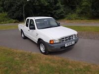 FORD RANGER SUPER CAB 2.5 DIESEL PICK UP 51 2002 PX POSSIBLE