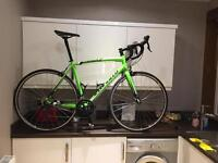 2015 Specialized Allez Sport 56CM Monster Green