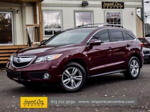 2014 Acura RDX Technology Package