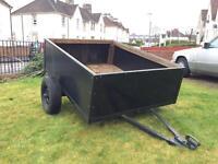 RECONDITIONED car caravan camping garden van trailer trailor
