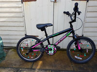 Junior girls bike. wheels are 16 inches. age 3-6 years. Great condition. £25.