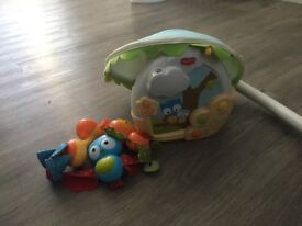 BABY COT MOBILE PROJECTOR