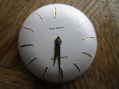 Vintage PALO Automatic Movement Cal. PUW 1460. For parts.