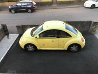 Due to new disability I am reluctantly have to sell my beetle