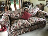 THREE PIECE SUITE WITH SPARE MACHINE WASHABLE COVERS