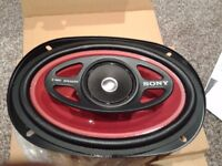 Sony Xplod 6x9 Speakers