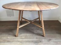 Ercol 1960s dining table
