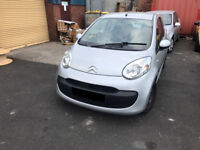 Citroen C1 1.0 i Rhythm 3dr - 2008, 2 OWNERS, 12 MONTHS MOT, NEW CLUTCH, PART EX TO CLEAR £995