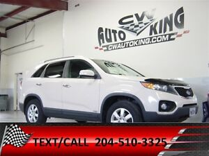 2011 Kia Sorento LX / Loaded All Wheel Drive / Financing Availab