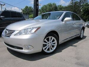 2011 Lexus ES 350 LEATHER ~ SUNROOF ~ 90,000KM ONLY ~ LOW KMS !!