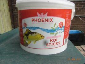 Phoenix Fish Food - Koi Sticks
