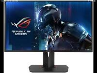 ASUS ROG SWIFT PG278Q gaming monitor 2560x1440 144HZ 1ms response time 3D gsync