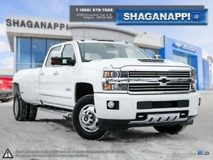2017 Chevrolet SILVERADO 3500HD High Country DUALLY !!