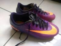Football boots mercurial
