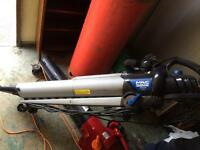 Macalister leaf blower and vac