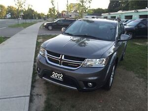 2012 Dodge Journey R/T AWD NAV/LEATHER/ROOF