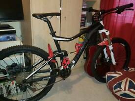 Giant trance mountian bike 27.6 650b 850 ovno