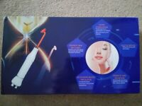 High Frequency Facial Machine 6 Pcs, 3 Neon & 3 Argon Gas Wands for Skin Care