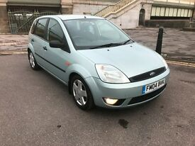 ** FORD FIESTA TDCI ** £30 ROAD TAX * LOW INSURANCE * 60 MPG * LOW MILEAGE * LONG MOT *