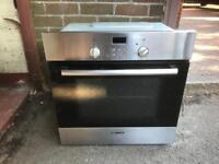 Bosch integrated Electric Oven (Delivery Available)