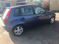 Very Low Milage Ford Fiesta 1.4 Zetec Climate Only 60k Miles!