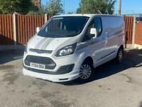 Ford transit custom 2014/64 no vat Msport low mileage