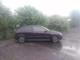 Vauxhall astra 1600 16v