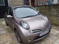 NISSAN MICRA SPORT + AND 1.5L DIESEL - WITH SUNROOF
