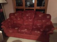 3-1-1 Red Fabric Suite