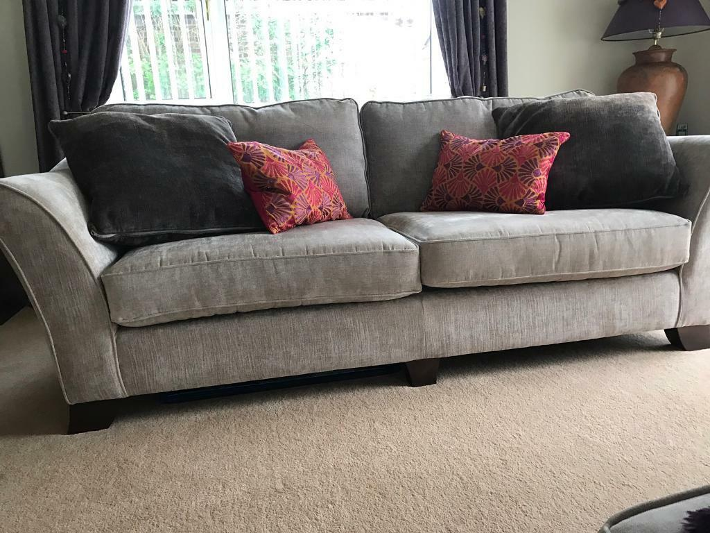 "Furniture Village Annalise 4 seater ""annalise"" sofa for sale 