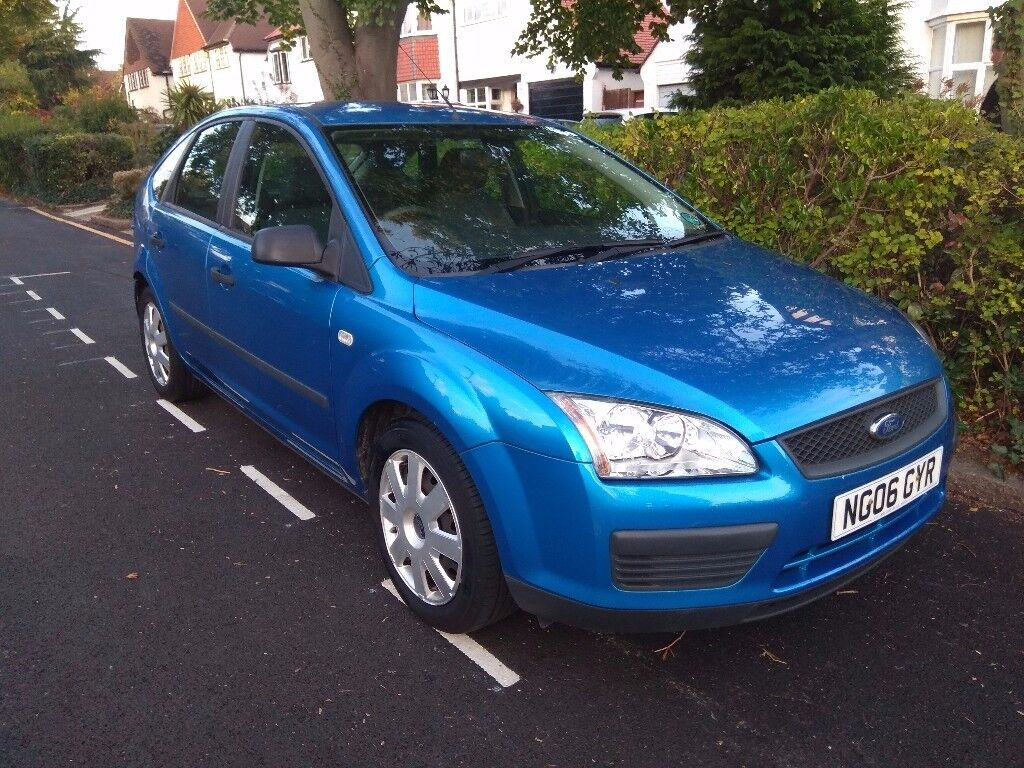Ford Focus 1.6 LX Automatic 5dr