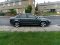 Audi A4 53 plate £650 spares or repairs