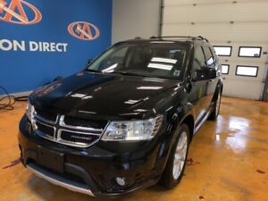 2018 Dodge Journey GT AWD/ 7 PASS/ HEATED LEATHER