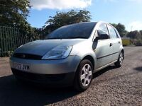 2003 '53' FORD FIESTA 1.4 LX SEMI AUTO VERY LOW MILES 42K FULL HISTORY 13 STAMPS