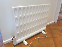 Consort - 1000 watt oil filled radiator with thermostatic control - full working order