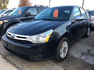 2010 Ford Focus SE CALL 519 485 6050 CERTIFIED