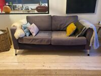 Karlstad IKEA two seater sofa- X2 FREE!