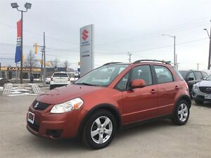 2010 Suzuki SX4 JX AWD ~Legendary Reliability ~Low KM's