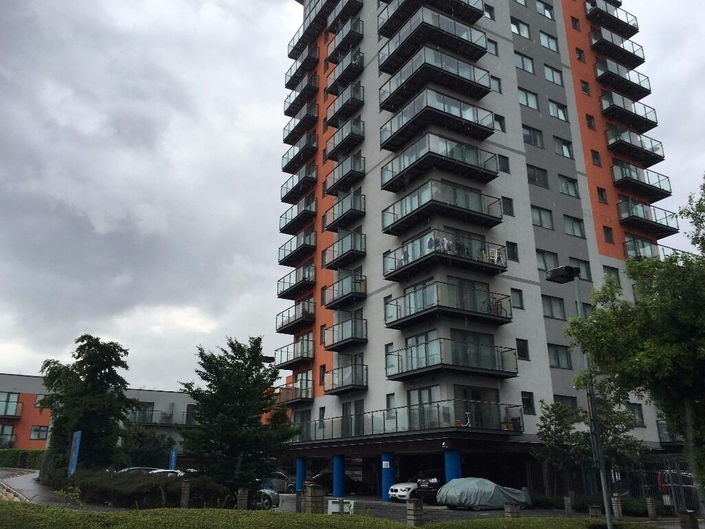 2 Bedroom Flat to rent in Woolwich on 11th Floor