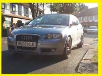 2008 Audi A3, 80K on the clock, 2.0L, 170 BHP