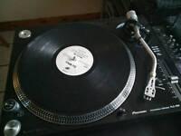 Record deck Pioneer PLX - 1000 Turntable Dj Deck New