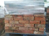 Reclaimed bricks chimney pots ect DERBY