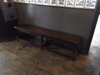Wooden bench - Free to collect